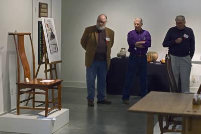 Charles Kegley, Rex White, and Thomas Moser